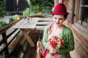 Brautshooting in der Egerner Alm...