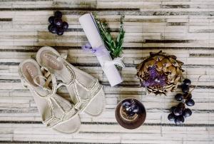 ein hochzeitlicher Lavendeltraum...