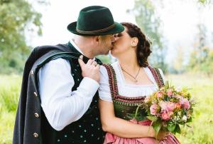 Heiraten im Bayrischen Wald...